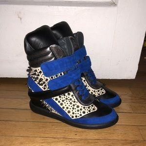 Monika Chiang Sneaker Wedges